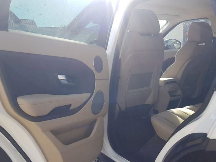 Land Rover Range Rover Evoque 2.2 D 4X4 DIESEL BLANC - 10