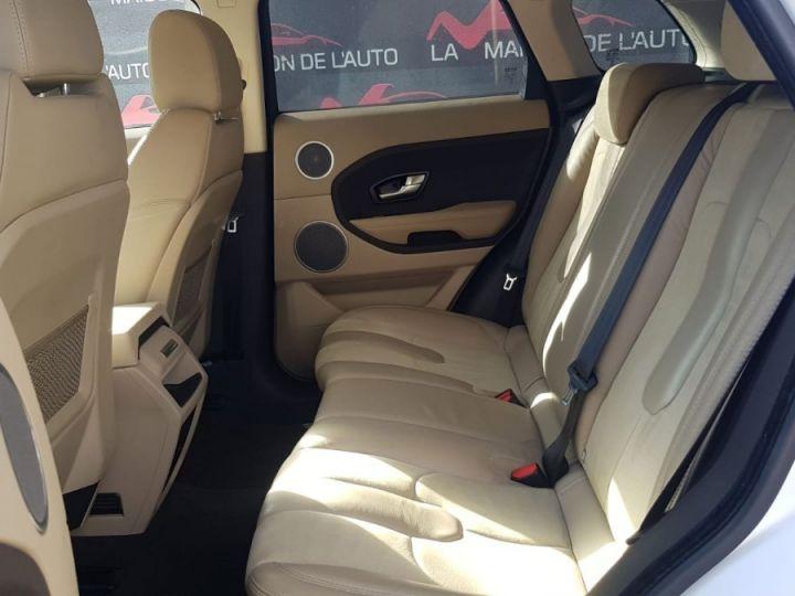 Land Rover Range Rover Evoque 2.2 D 4X4 DIESEL BLANC - 11