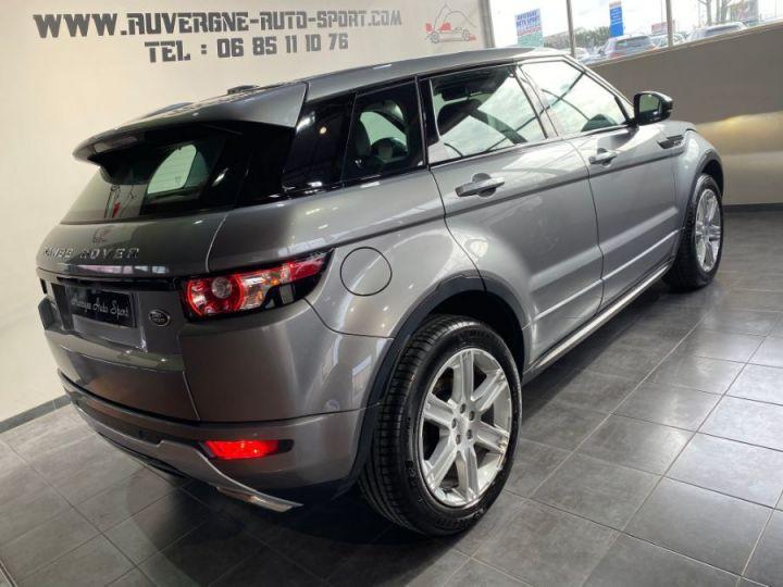 Land Rover Range Rover EVOQUE 2.2 ED4 150CH FAP S/S DYNAMIC 2WD GRIS FONCE - 3