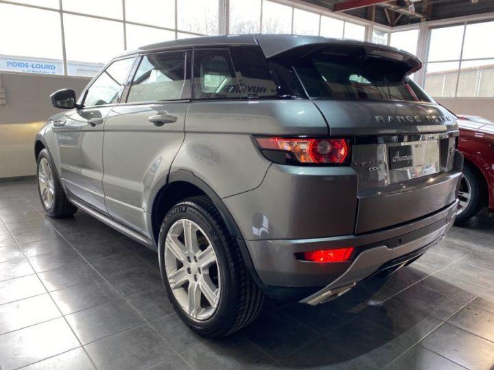 Land Rover Range Rover EVOQUE 2.2 ED4 150CH FAP S/S DYNAMIC 2WD GRIS FONCE - 4