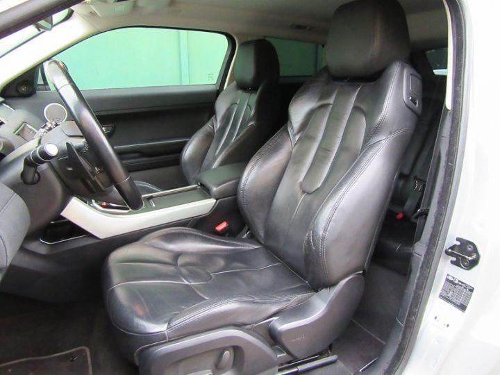 Land Rover Range Rover Evoque 2.2 SD4 190CH PRESTIGE BVA GRIS CLAIR Occasion - 4