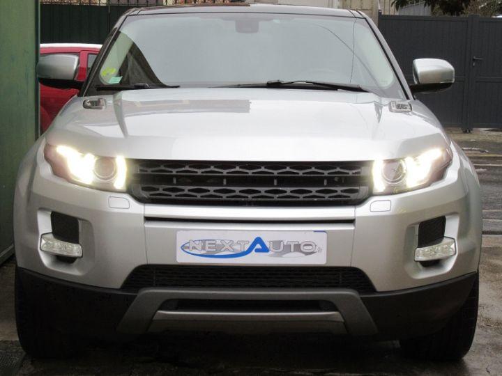Land Rover Range Rover Evoque 2.2 SD4 190CH PRESTIGE BVA GRIS CLAIR Occasion - 6