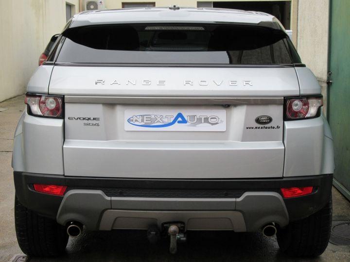 Land Rover Range Rover Evoque 2.2 SD4 190CH PRESTIGE BVA GRIS CLAIR Occasion - 7