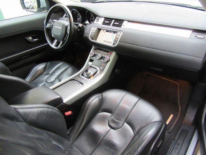 Land Rover Range Rover Evoque 2.2 SD4 190CH PRESTIGE BVA GRIS CLAIR Occasion - 8