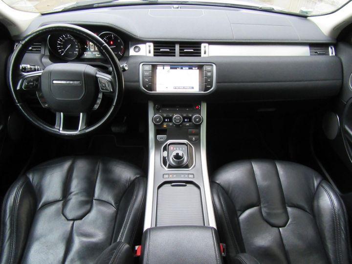 Land Rover Range Rover Evoque 2.2 SD4 190CH PRESTIGE BVA GRIS CLAIR Occasion - 10