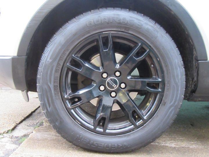 Land Rover Range Rover Evoque 2.2 SD4 190CH PRESTIGE BVA GRIS CLAIR Occasion - 12