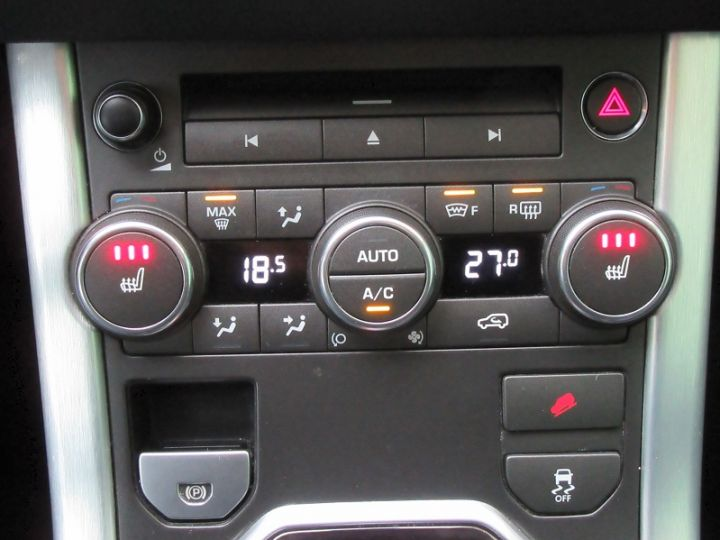 Land Rover Range Rover Evoque 2.2 SD4 190CH PRESTIGE BVA GRIS CLAIR Occasion - 13