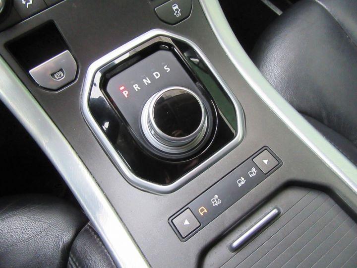 Land Rover Range Rover Evoque 2.2 SD4 190CH PRESTIGE BVA GRIS CLAIR Occasion - 16