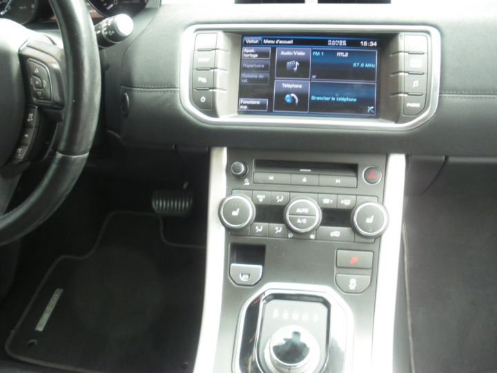 Land Rover Range Rover Evoque 2.2 TD4 4x4 150cv blanc - 9