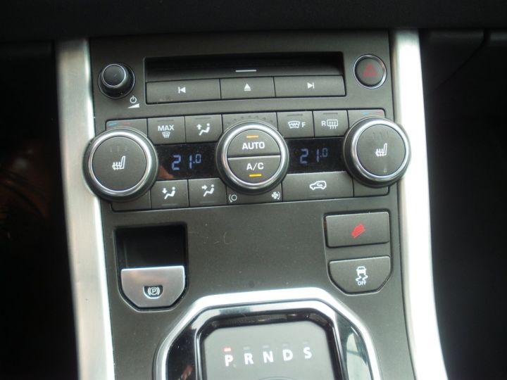 Land Rover Range Rover Evoque 2.2 TD4 4x4 150cv blanc - 12