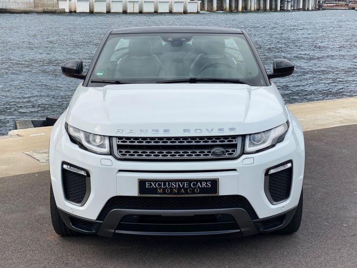 Land Rover Range Rover Evoque CABRIOLET 2.0 TD4 SE DYNAMIC 180 CV - MONACO Blanc Fuji - 2