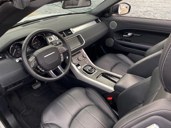 Land Rover Range Rover Evoque CABRIOLET 2.0 TD4 SE DYNAMIC 180 CV - MONACO Blanc Fuji - 6