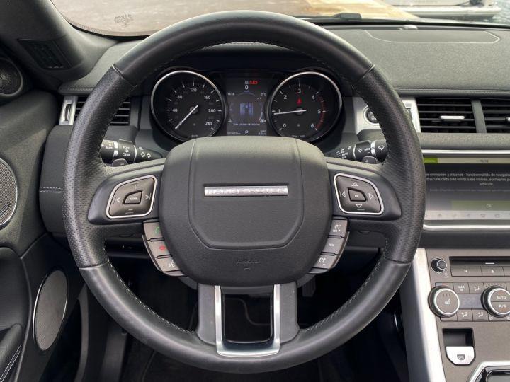 Land Rover Range Rover Evoque CABRIOLET 2.0 TD4 SE DYNAMIC 180 CV - MONACO Blanc Fuji - 11