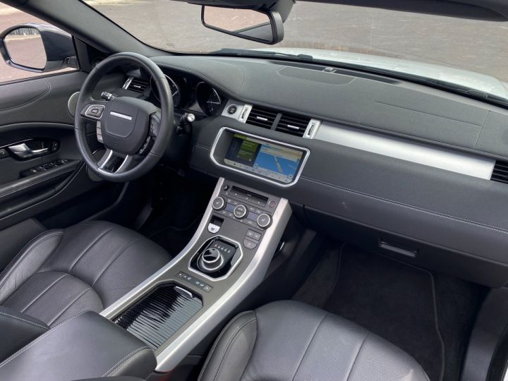 Land Rover Range Rover Evoque CABRIOLET 2.0 TD4 SE DYNAMIC 180 CV - MONACO Blanc Fuji - 13