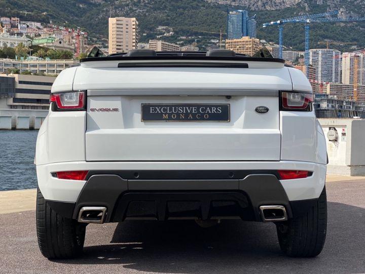 Land Rover Range Rover Evoque CABRIOLET 2.0 TD4 SE DYNAMIC 180 CV - MONACO Blanc Fuji - 19