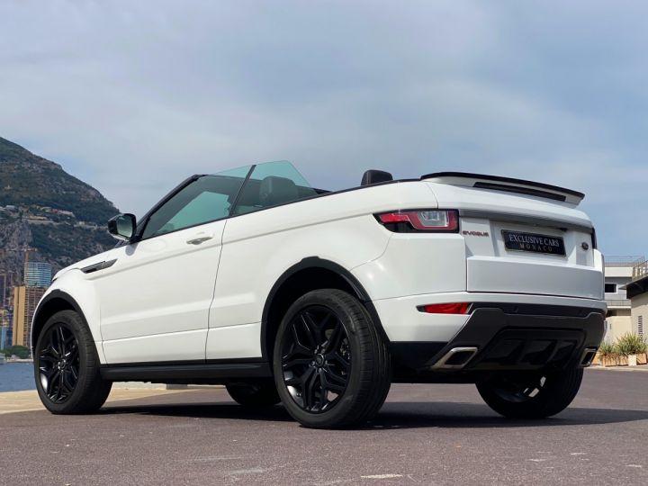 Land Rover Range Rover Evoque CABRIOLET 2.0 TD4 SE DYNAMIC 180 CV - MONACO Blanc Fuji - 20