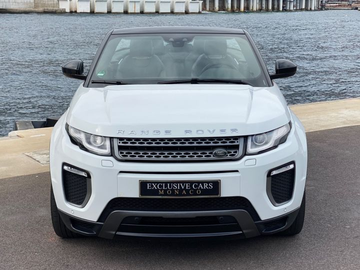 Land Rover Range Rover Evoque CABRIOLET 2.0 TD4 SE DYNAMIC 180 CV - MONACO Blanc - 2