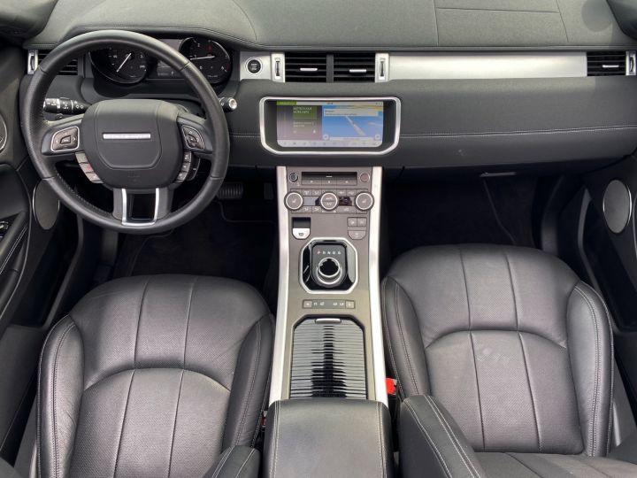 Land Rover Range Rover Evoque CABRIOLET 2.0 TD4 SE DYNAMIC 180 CV - MONACO Blanc - 12