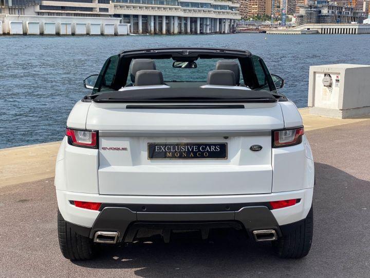 Land Rover Range Rover Evoque CABRIOLET 2.0 TD4 SE DYNAMIC 180 CV - MONACO Blanc - 15