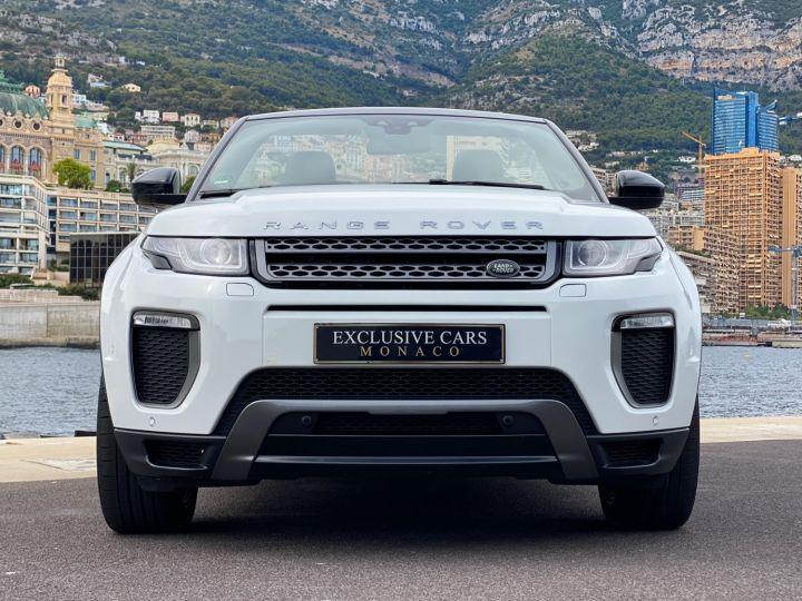 Land Rover Range Rover Evoque CABRIOLET 2.0 TD4 SE DYNAMIC 180 CV - MONACO Blanc - 18