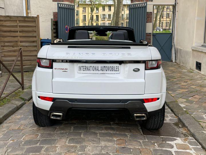 Land Rover Range Rover Evoque Cabriolet TD4 180 HSE Dynamic BV9 Blanc - 8
