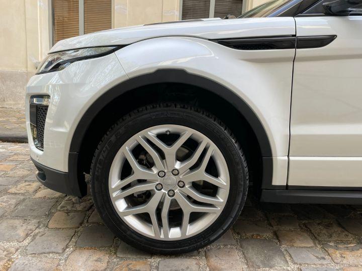 Land Rover Range Rover Evoque Cabriolet TD4 180 HSE Dynamic BV9 Blanc - 11