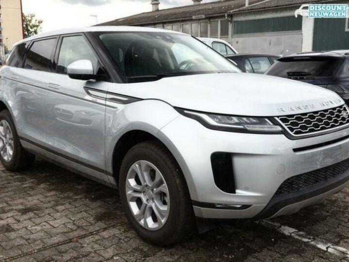 Land Rover Range Rover Evoque  Carte Grise et livraison à domicile offert !!! Argenté Peinture métallisée - 1
