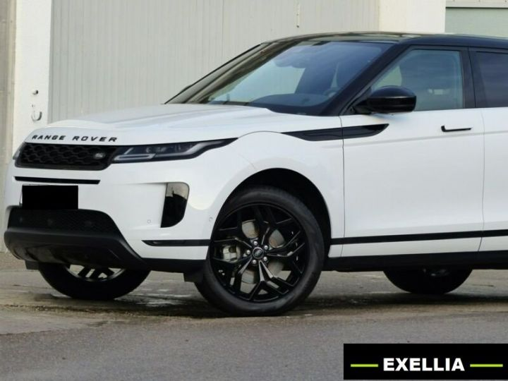 Land Rover Range Rover Evoque D 150 AUTO R DYNAMIC BLACK  BLANC Occasion - 1