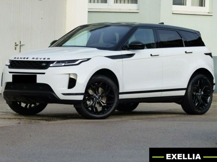 Land Rover Range Rover Evoque D 150 AUTO R DYNAMIC BLACK  BLANC Occasion - 2