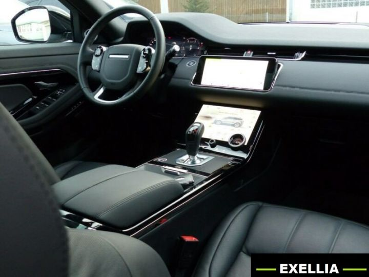 Land Rover Range Rover Evoque D 150 AUTO R DYNAMIC BLACK  BLANC Occasion - 7