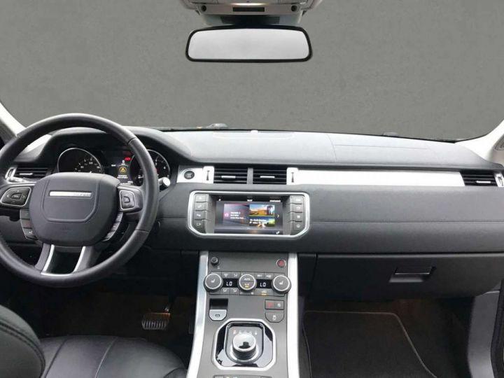 Land Rover Range Rover Evoque # D150 'Black Edition # toit Pano Gris Peinture métallisée - 3