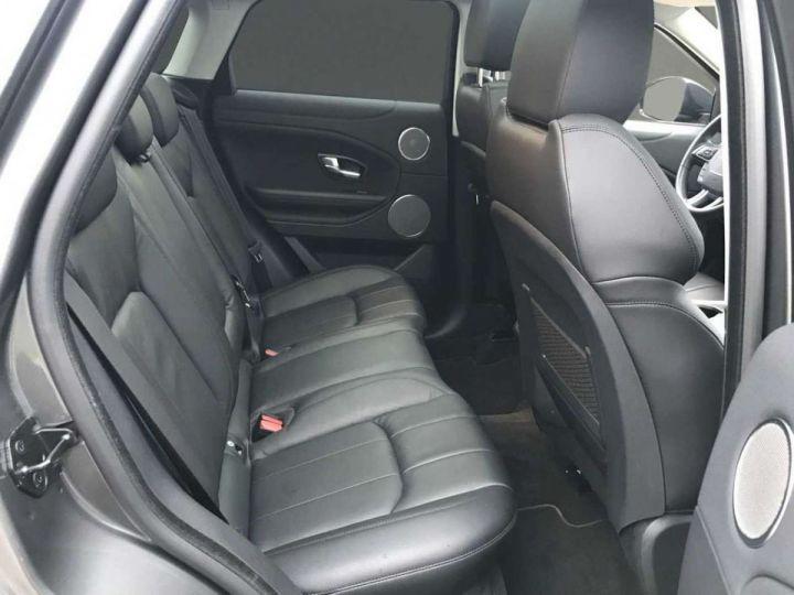 Land Rover Range Rover Evoque # D150 'Black Edition # toit Pano Gris Peinture métallisée - 4