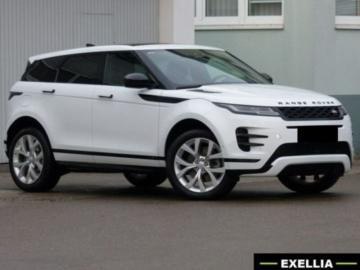 Land Rover Range Rover Evoque D150 R-Dynamic  BLANC METALISEE Occasion - 2