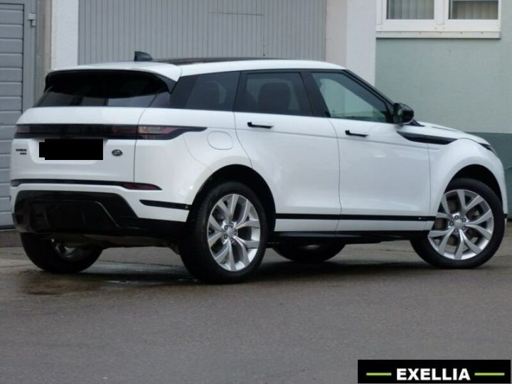 Land Rover Range Rover Evoque D150 R-Dynamic  BLANC METALISEE Occasion - 3