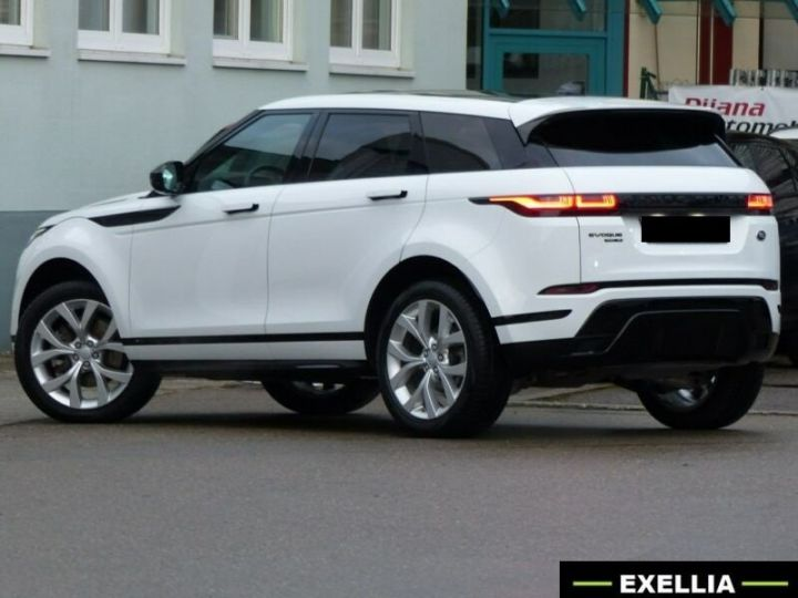Land Rover Range Rover Evoque D150 R-Dynamic  BLANC METALISEE Occasion - 4