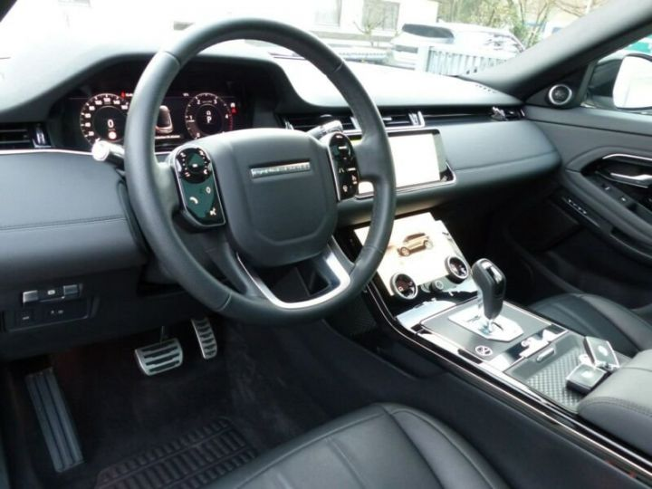 Land Rover Range Rover Evoque D150 R-Dynamic  BLANC METALISEE Occasion - 5