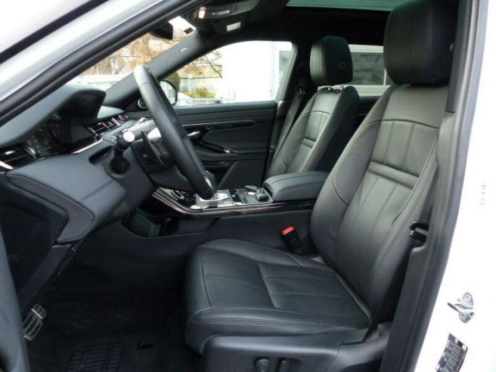 Land Rover Range Rover Evoque D150 R-Dynamic  BLANC METALISEE Occasion - 6
