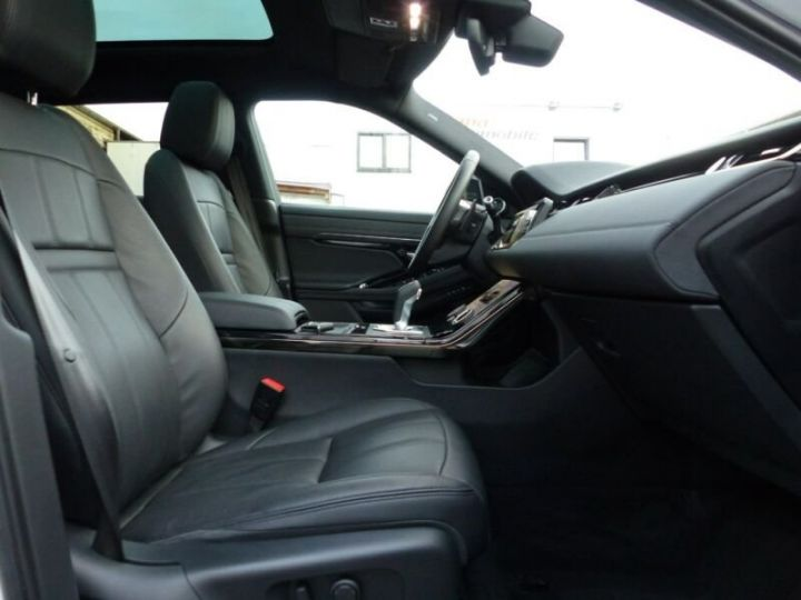 Land Rover Range Rover Evoque D150 R-Dynamic  BLANC METALISEE Occasion - 8