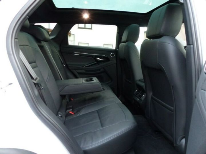 Land Rover Range Rover Evoque D150 R-Dynamic  BLANC METALISEE Occasion - 9