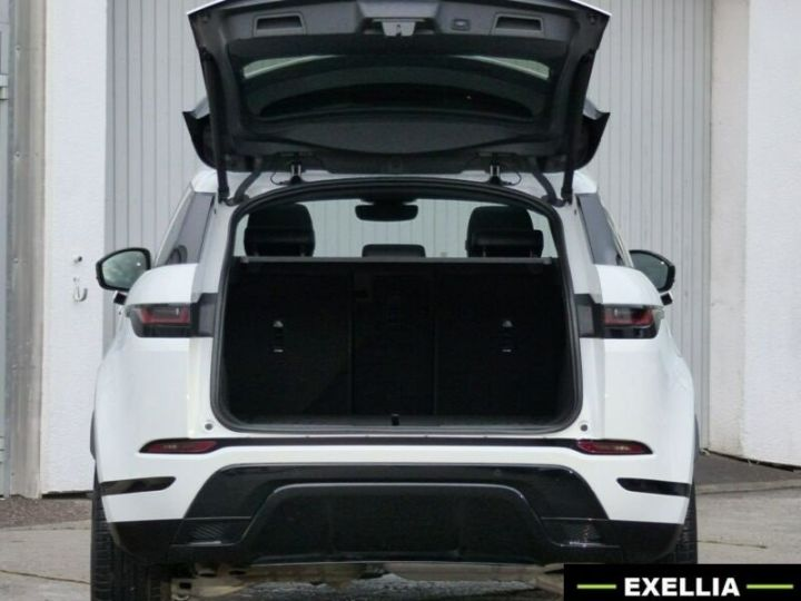Land Rover Range Rover Evoque D150 R-Dynamic  BLANC METALISEE Occasion - 11