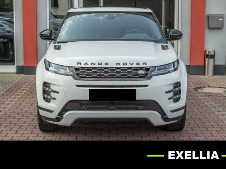 Land Rover Range Rover Evoque D180 AUTO R DYNAMIC S BLACK PACKET BLANC  Occasion - 1