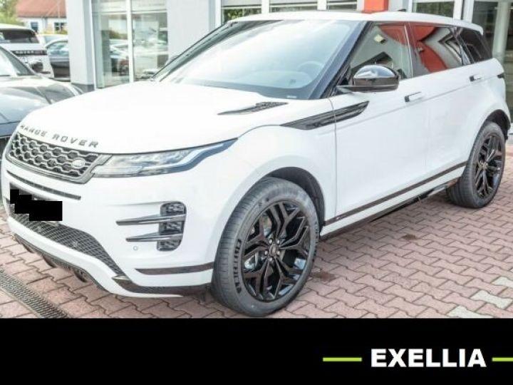 Land Rover Range Rover Evoque D180 AUTO R DYNAMIC S BLACK PACKET BLANC  Occasion - 2