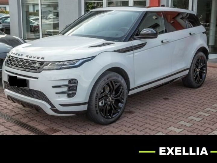 Land Rover Range Rover Evoque D180 AUTO R DYNAMIC S BLACK PACKET BLANC  Occasion - 3