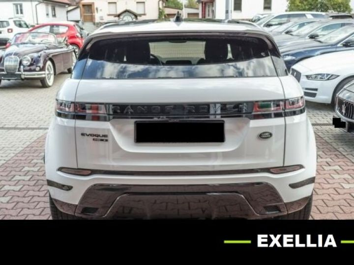 Land Rover Range Rover Evoque D180 AUTO R DYNAMIC S BLACK PACKET BLANC  Occasion - 4