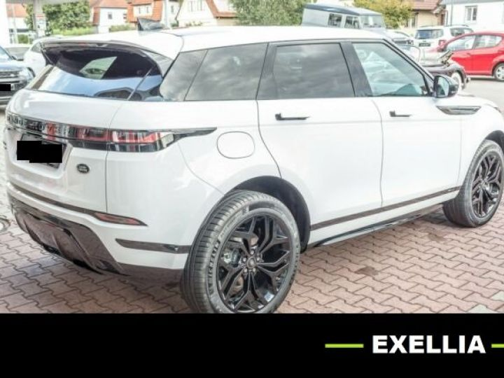Land Rover Range Rover Evoque D180 AUTO R DYNAMIC S BLACK PACKET BLANC  Occasion - 5