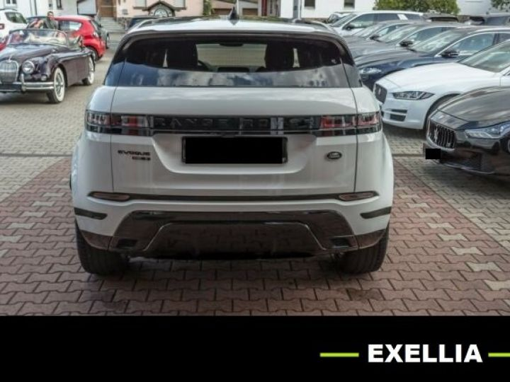 Land Rover Range Rover Evoque D180 AUTO R DYNAMIC S BLACK PACKET BLANC  Occasion - 7