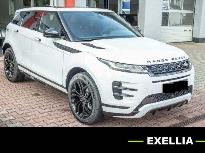 Land Rover Range Rover Evoque D180 AUTO R DYNAMIC S BLACK PACKET BLANC  Occasion - 10