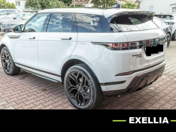 Land Rover Range Rover Evoque D180 AUTO R DYNAMIC S BLACK PACKET BLANC  Occasion - 14