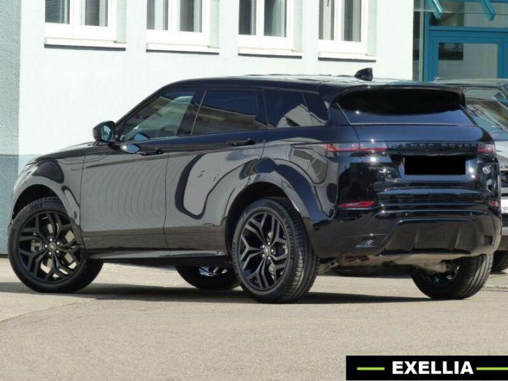 Land Rover Range Rover Evoque D180 R DYNAMIC BLACK  NOIR Occasion - 4