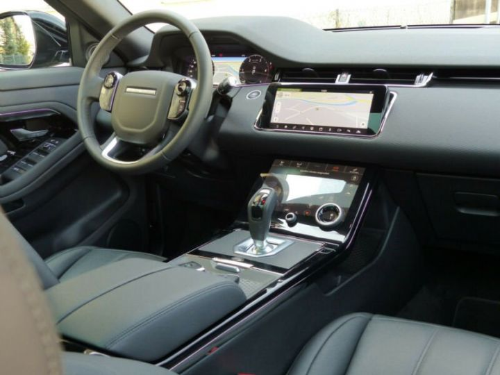 Land Rover Range Rover Evoque D180 R DYNAMIC BLACK  NOIR Occasion - 10
